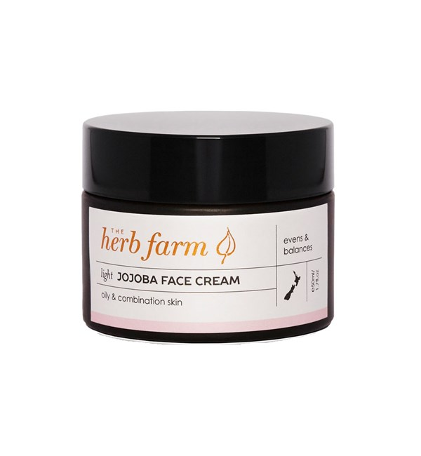 Light Jojoba Face Cream