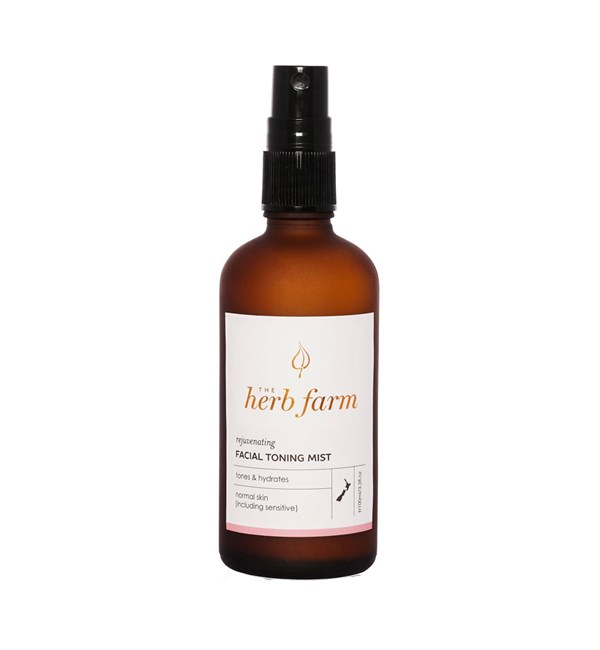 Rejuvenating Facial Toning Mist