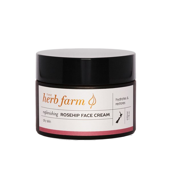 Replenishing Rosehip Face Cream