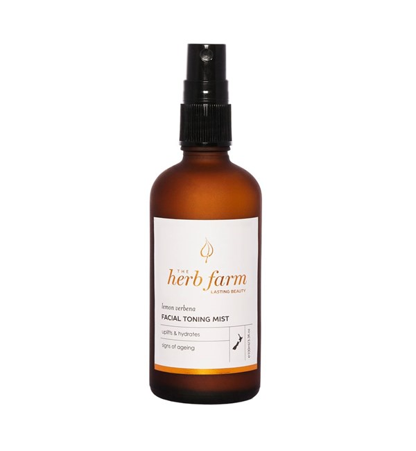 Lemon & Echinacea Facial Toning Mist