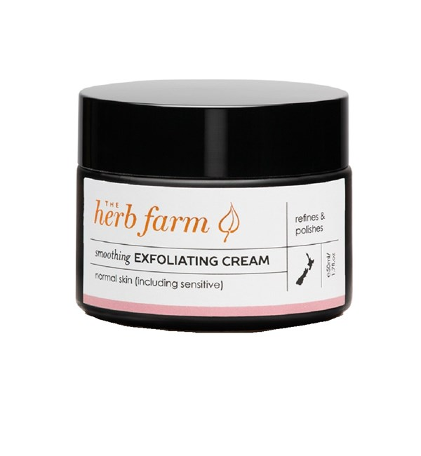Smoothing Exfoliating Cream