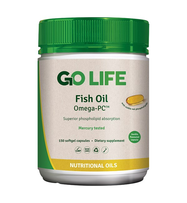 Fish Oil Omega-PC™