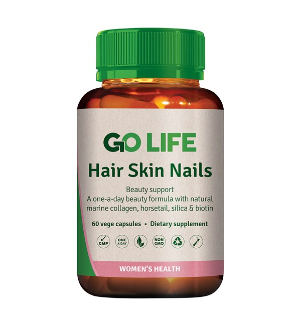 Hair Skin Nails Beauty Support