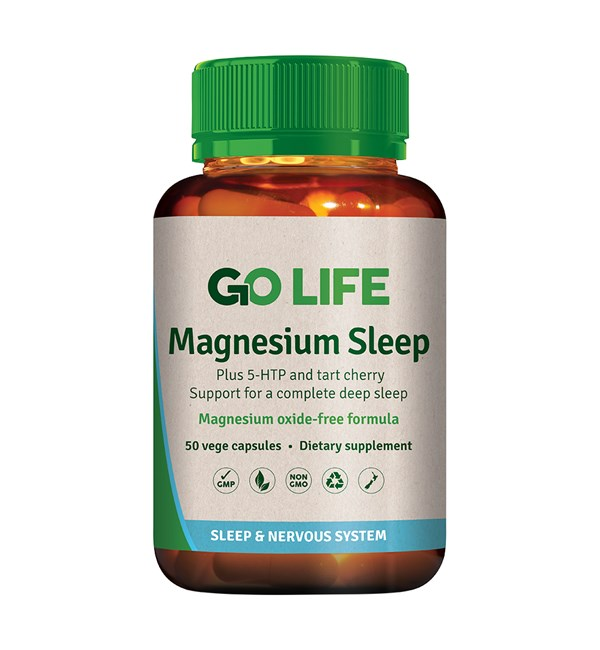 Magnesium Sleep