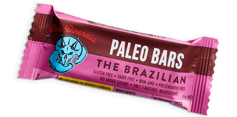 Paleo Bar The Brazilian