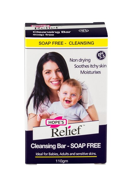 Cleansing Bar Soap-Free