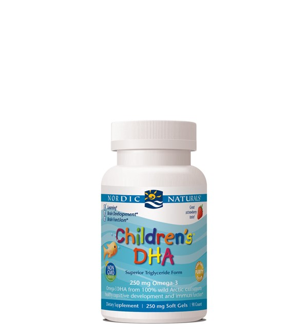 Children's DHA - Strawberry