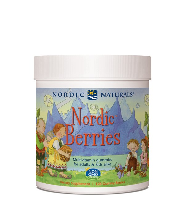 Nordic Berries Multivitamin - Citrus