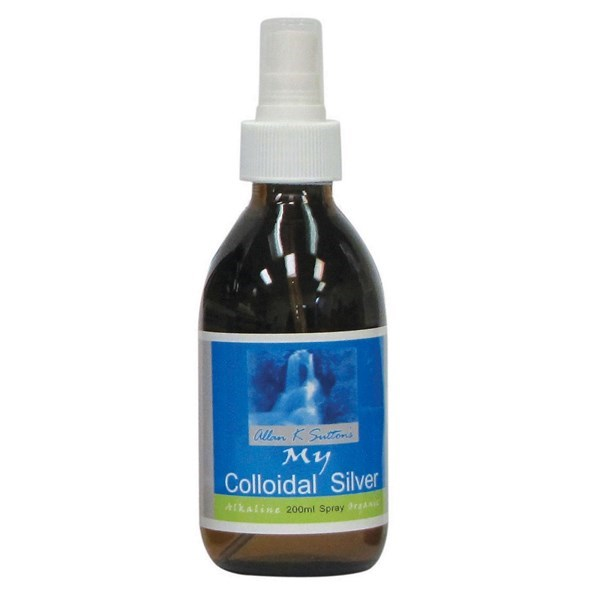 My Colloidal Silver - Topical Spray