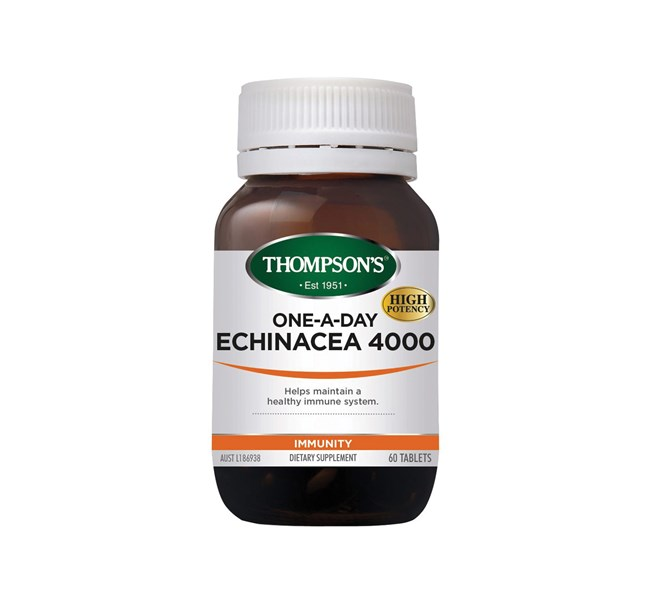 One a Day Echinacea 4000