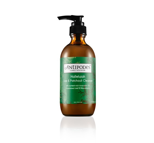 Hallelujah Lime Patchouli Cleanser