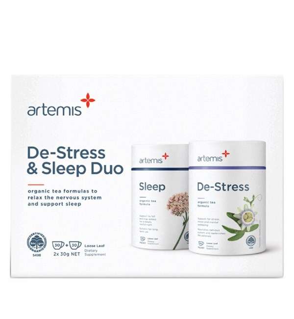 De-Stress and Sleep Duo