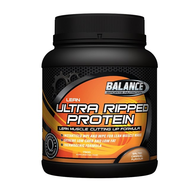 Ultra Ripped Protein Salted Caramel