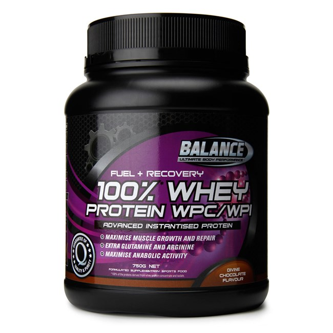 100% Whey Protein WPC/WPI - Chocolate