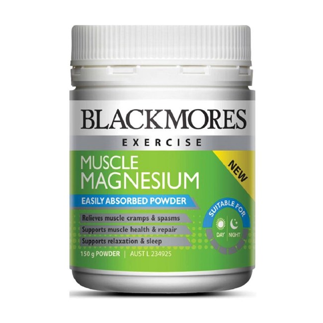 Muscle Magnesium