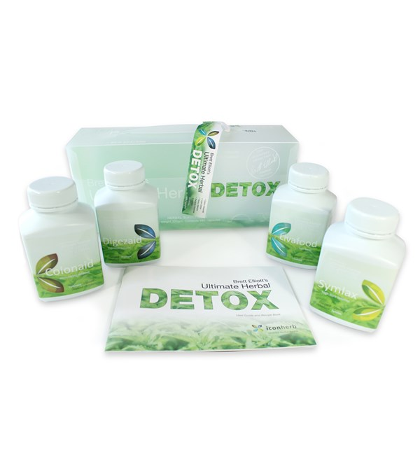 Ultimate Herbal Detox Programme