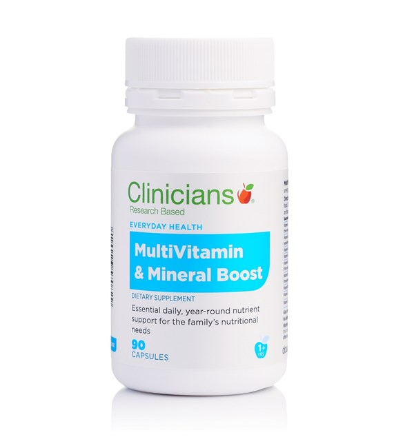 Multivitamin & Mineral Boost