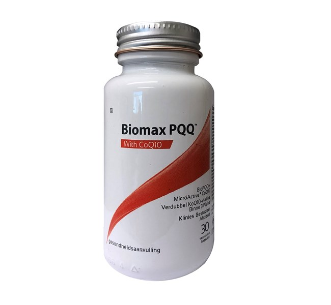 Biomax® PQQ with CoQ10
