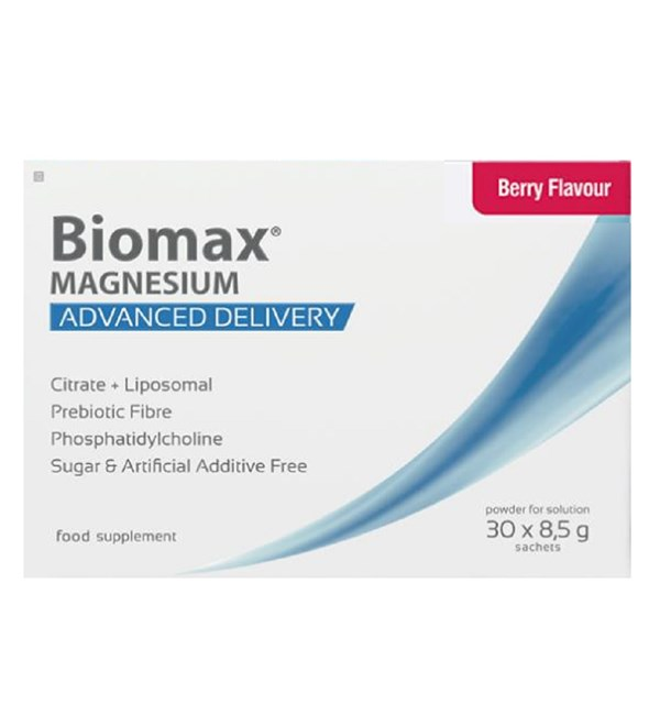 Biomax Magnesium Advanced Delivery - Berry