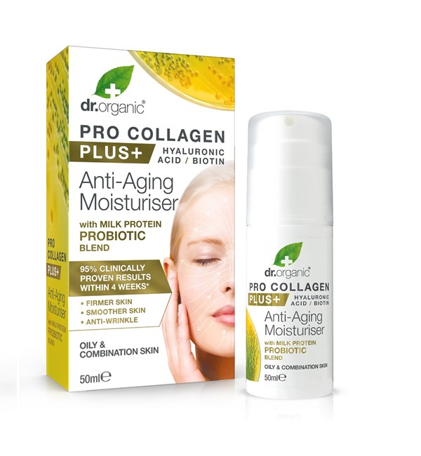 Pro Collagen+ Anti-Aging Moisturiser With Milk Protein Probiotic Blend
