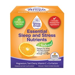 Essential Sleep and Stress Nutrients