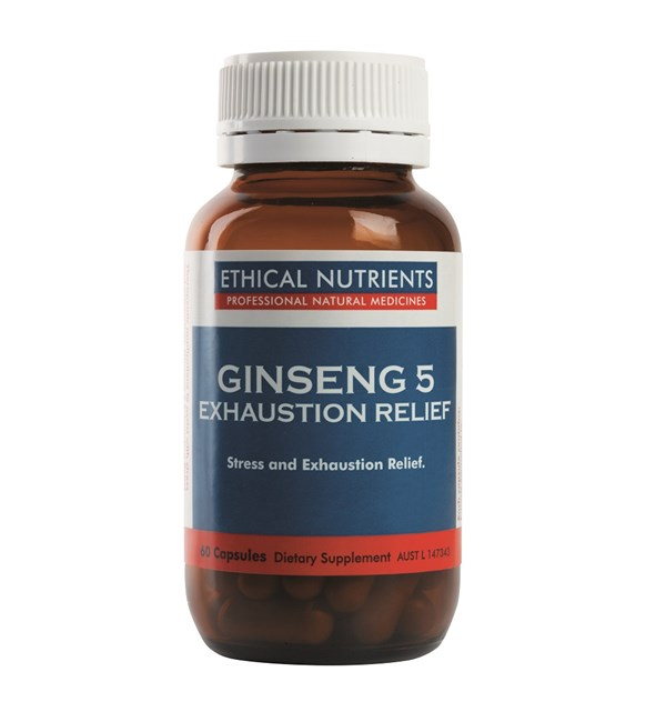 Ginseng-5 Exhaustion Relief
