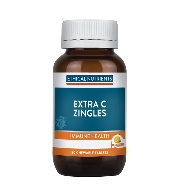 Extra C Zingles - Orange
