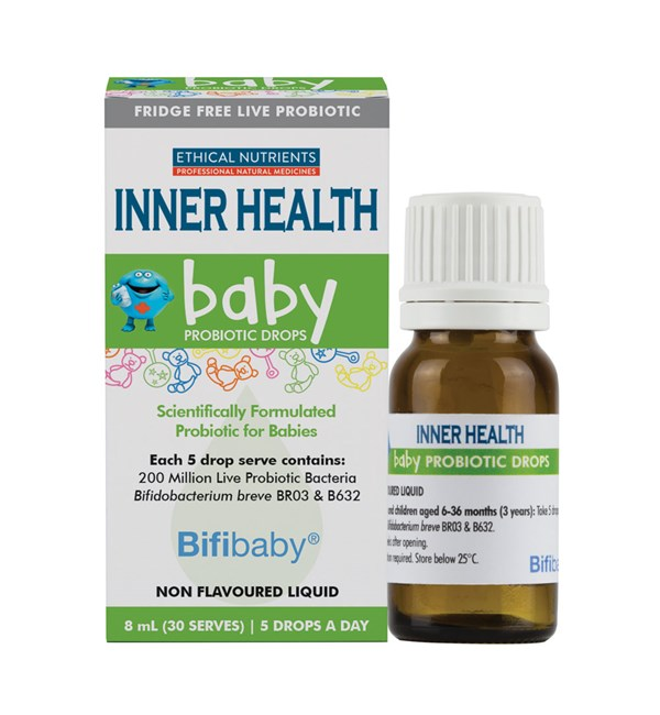 Inner Health Baby Probiotic Drops
