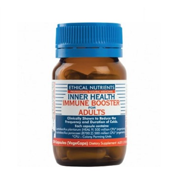 Inner Health Immune Booster for Adults