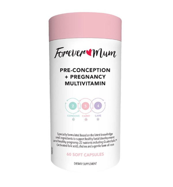 Pre-Conception + Pregnancy Multivitamin