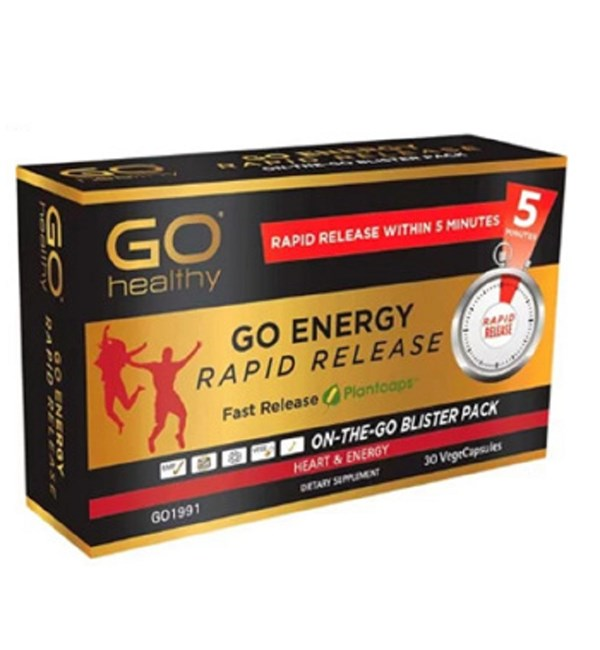 GO Energy Rapid Release