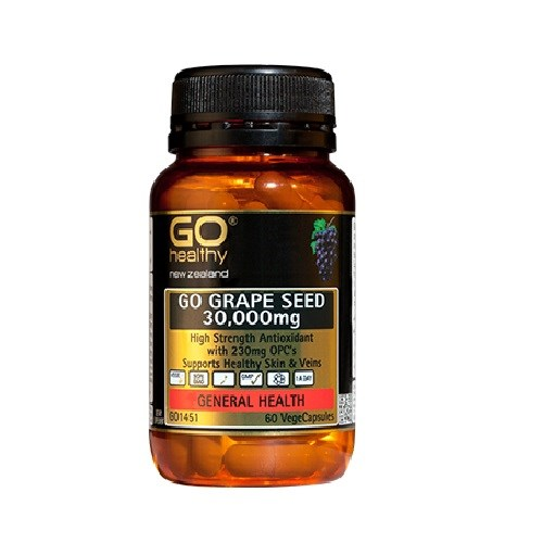 GO Grapeseed 30,000mg
