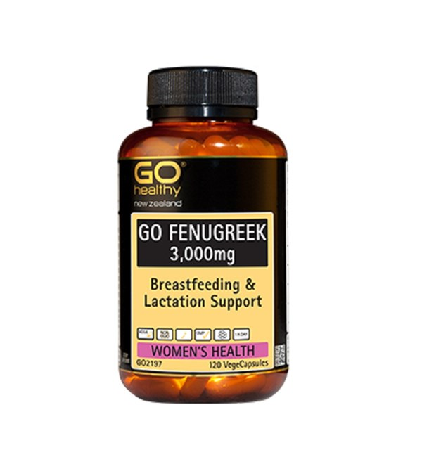 GO Fenugreek 3,000mg