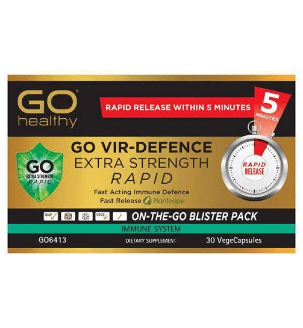 GO Vir-Defence Extra Strength Rapid