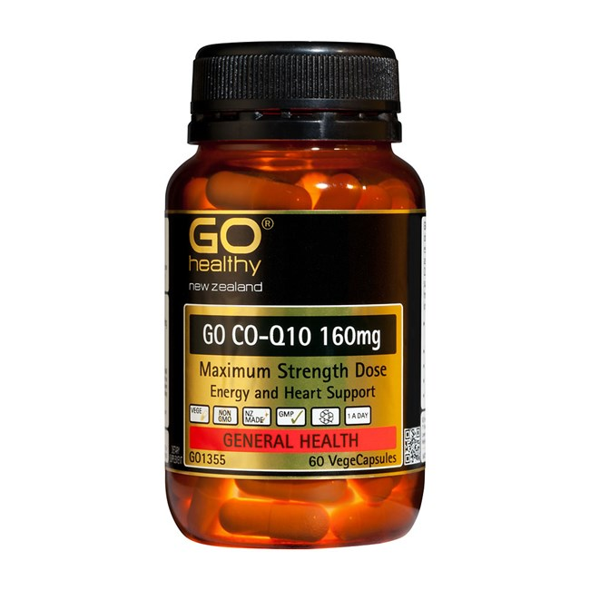 GO Co-Q10 160mg