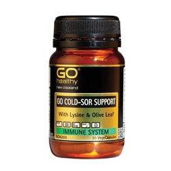 GO Cold-Sor Support