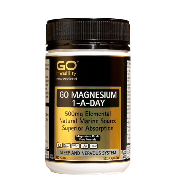 GO Magnesium 1-A Day