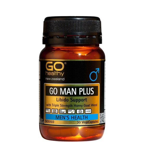 GO Man Plus Libido Support