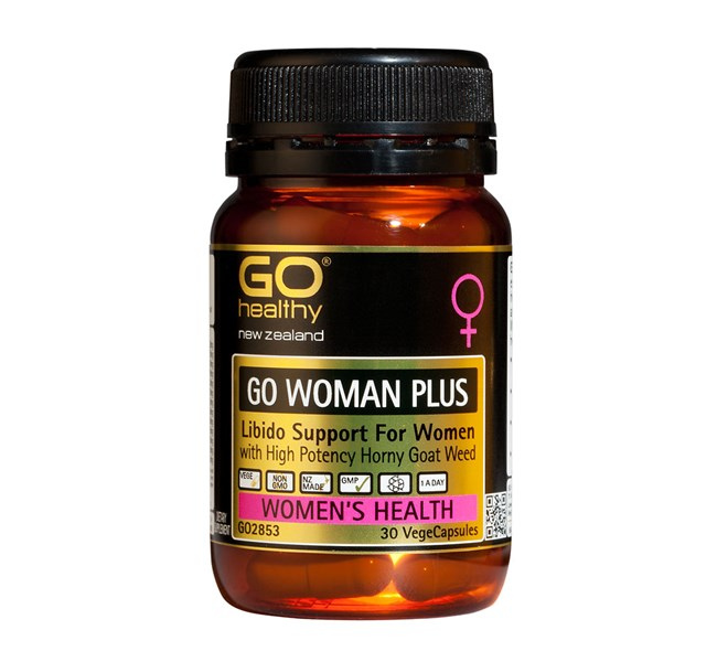 GO Woman Plus