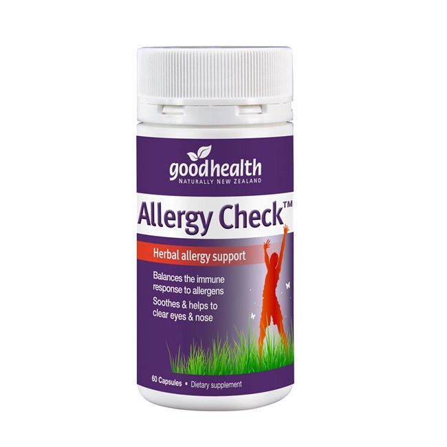 Allergy Check