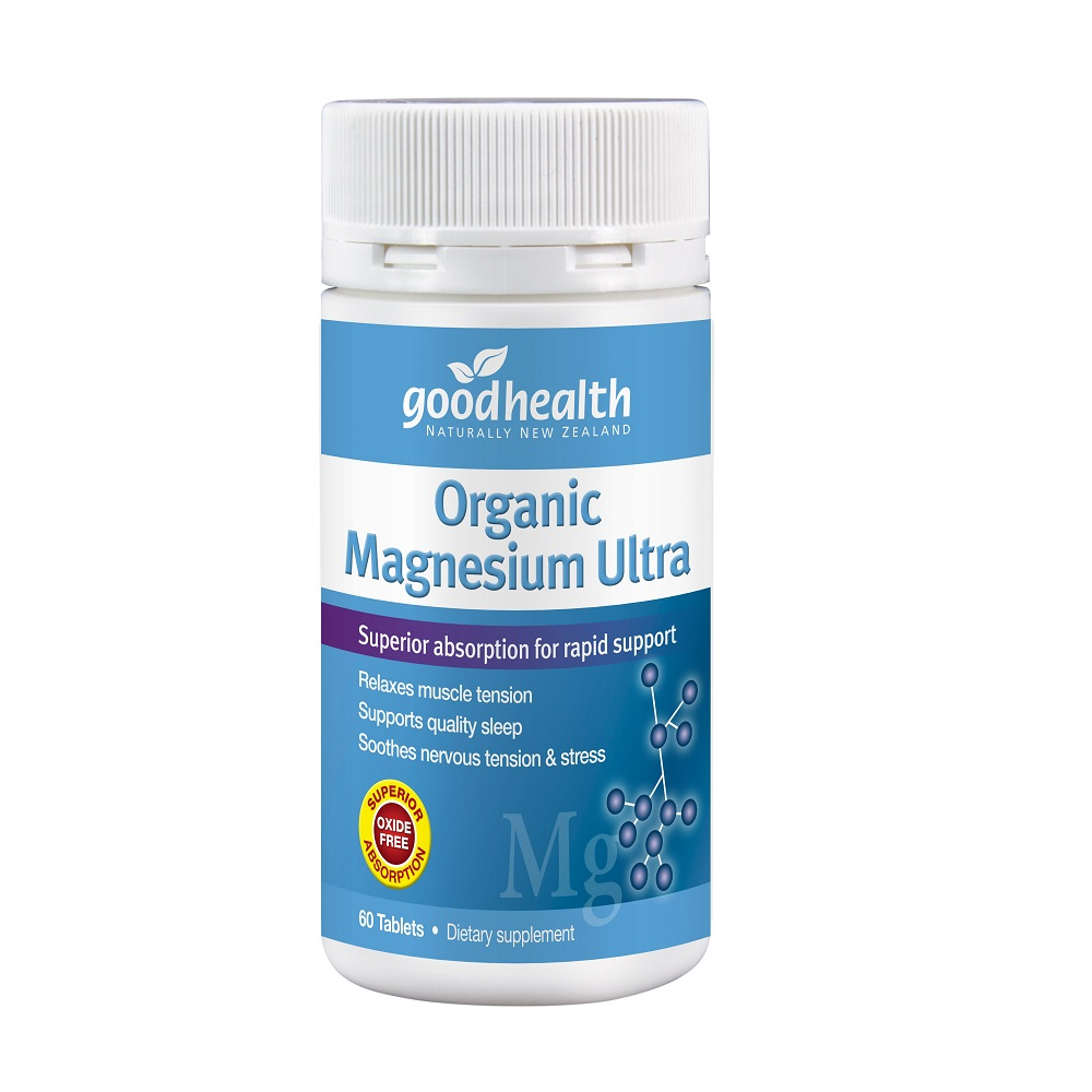 Best magnesium supplement nz