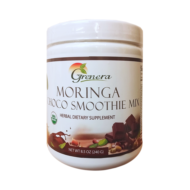Moringa Chocolate Smoothie