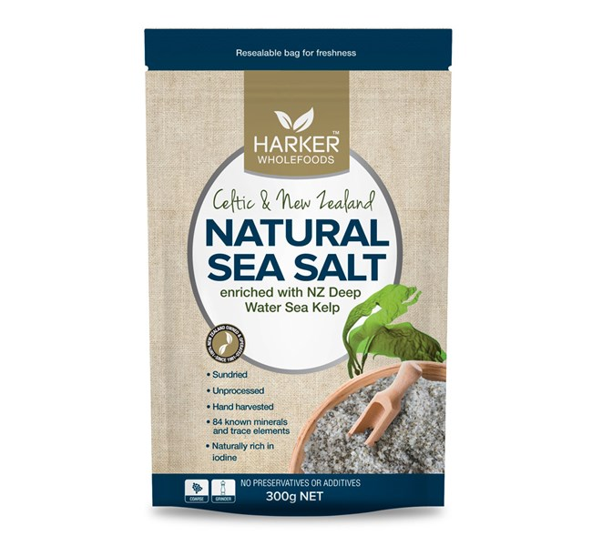 Celtic & NZ Sea Salt with Kelp