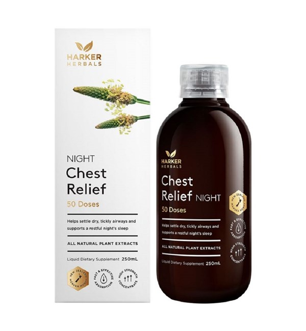 Chest Relief Night