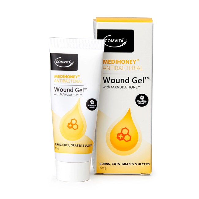 Antibacterial Wound Gel™