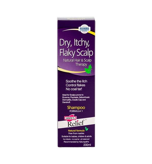 Dry, Itchy Flaky Scalp Shampoo