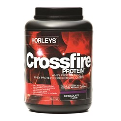 Crossfire Protein Chocolate Fudge