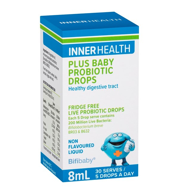 Plus Baby Probiotic Drops