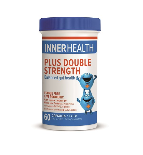 Plus Double Strength