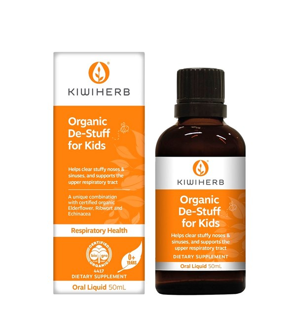 Organic De-Stuff for Kids